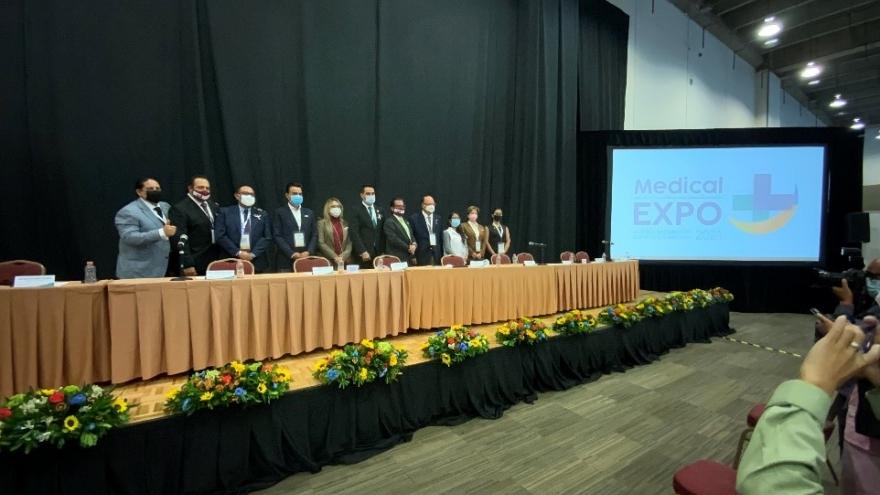 La AGEPSA presente en el Evento Medical Expo