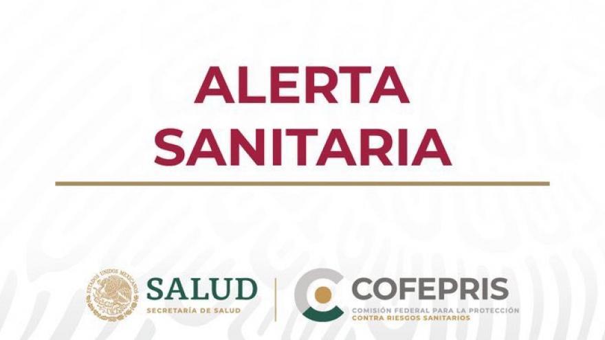 Cofepris emite alerta sanitaria por comercialización ilegal de Actemra® (tocilizumab) en cualquier presentación